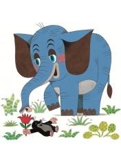 Krtko a slon 01